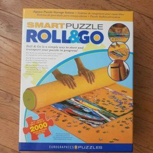 Eurographics Smart Puzzle Roll & Go puzzle mat
